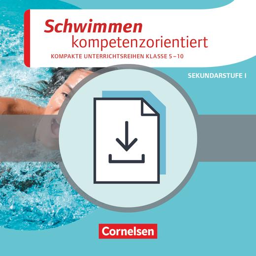 Sportarten - Schwimmen kompetenzorientiert - Kopiervorlagen als PDF