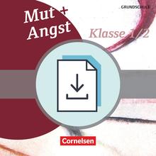 Themenbände Ethik/Philosophie Grundschule - Mut und Angst - Kopiervorlagen als PDF - Klasse 1/2
