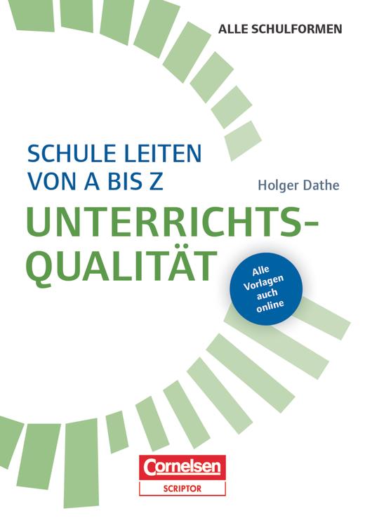 Schule leiten von A-Z - Unterrichtsqualität - Buch mit Kopiervorlagen über Webcode