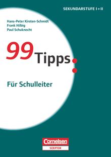 99 Tipps - Für Schulleiter - Buch