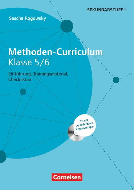 Methoden-Curriculum - Kopiervorlagen mit CD-ROM - Klasse 5/6