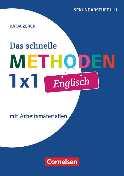 Das schnelle Methoden 1x1 - Sekundarstufe I+II - Englisch (2. Auflage) - Mit Arbeitsmaterialien - Buch mit Kopiervorlagen über Webcode
