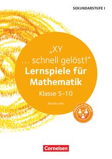 Lernspiele Sekundarstufe I - XY ... schnell gelöst! - Kopiervorlagen - Klasse 5-10