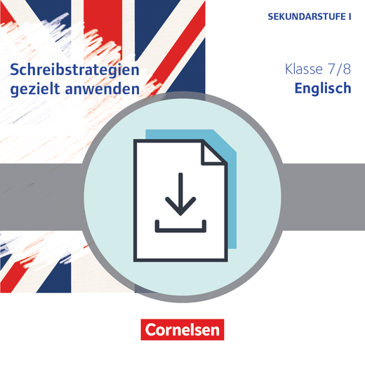 Schreibstrategien gezielt anwenden - Kopiervorlagen als PDF - Klasse 7/8