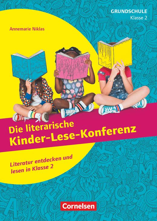 Lesekonferenzen Grundschule - Literatur entdecken und lesen - Kopiervorlagen - Klasse 2