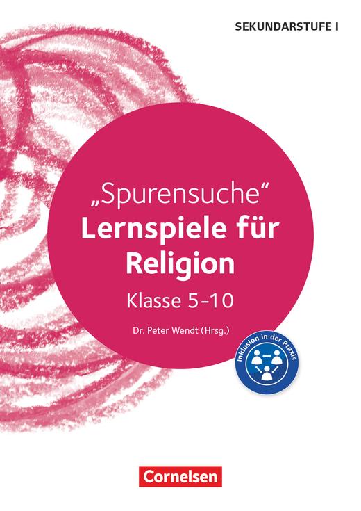 Lernspiele Sekundarstufe I - Spurensuche - Kopiervorlagen - Klasse 5-10