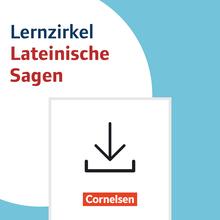 Themenhefte Fremdsprachen SEK - Lernzirkel lateinische Sagen - Kopiervorlagen als PDF - Klasse 10-13