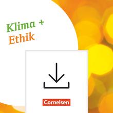 Themenbände Religion und Ethik - Klima + Ethik - Kopiervorlagen als PDF - Klasse 5-10