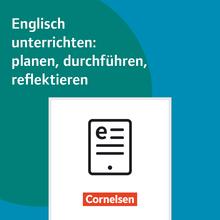 Scriptor Praxis - Englisch unterrichten: planen, durchführen, reflektieren - E-Book (ePUB)
