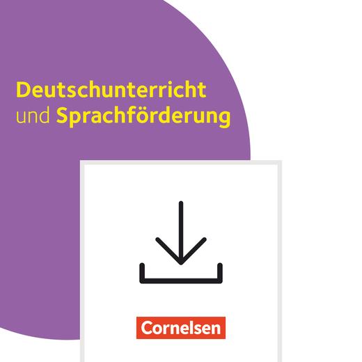 Deutschunterricht und Sprachförderung mit mehrsprachigen Kindern und Jugendlichen - Buch als PDF
