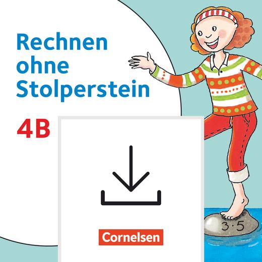 Rechnen ohne Stolperstein - Einmaleins mit 3/6/7/9 sowie Teilen - Arbeitsheft/Fördermaterial als PDF - Band 4B