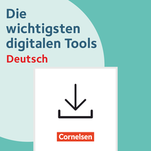 Die wichtigsten digitalen Tools - Im Deutschunterricht - Sinnvolle Einsatzmöglichkeiten für jede Unterrichtsphase - Buch als PDF