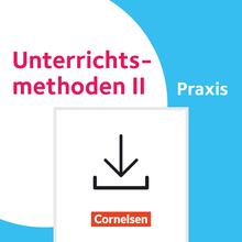 Praxisbuch Meyer - Unterrichtsmethoden II - Praxisband (17., komplett überarbeitete Neuauflage) - Buch als PDF