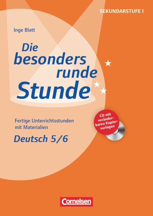 Die besonders runde Stunde - Sekundarstufe I - Kopiervorlagen mit CD-ROM - Klasse 5/6