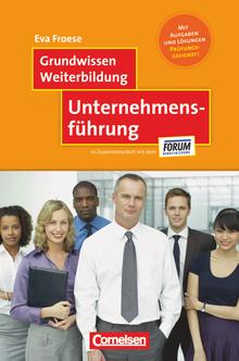 Grundwissen Weiterbildung - Unternehmensführung - Fachbuch