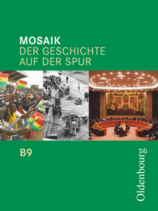 Mosaik (Oldenbourg) - Schülerbuch - Band 9