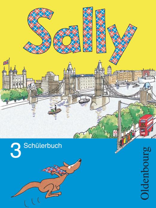 Sally - Schülerbuch - 3. Schuljahr
