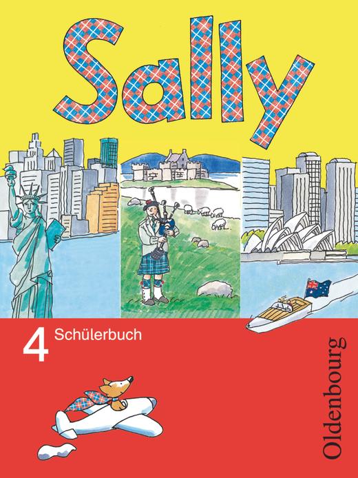 Sally - Schülerbuch - 4. Schuljahr