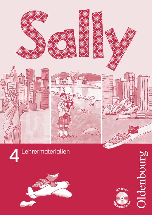 Sally - Lehrermaterialien mit CDs - 4. Schuljahr