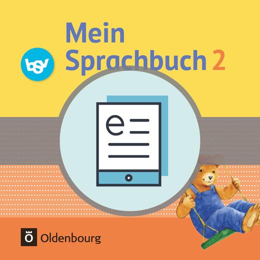 Mein Sprachbuch - Schülerbuch als E-Book - 2. Jahrgangsstufe