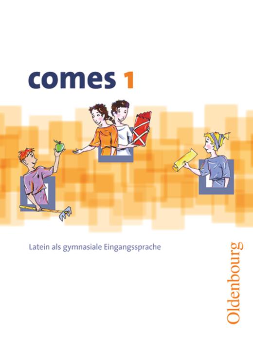 Comes - Schülerbuch - Band 1