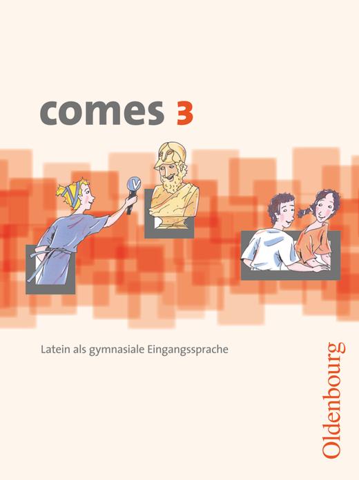 Comes - Schülerbuch - Band 3
