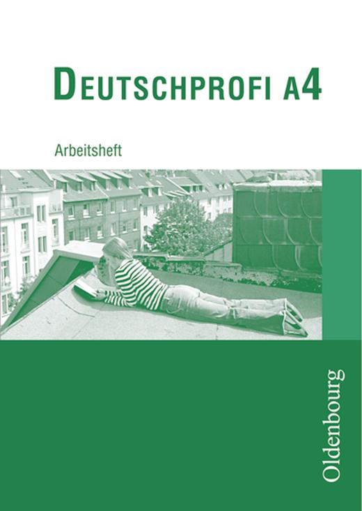 Deutschprofi - Arbeitsheft - Band 4
