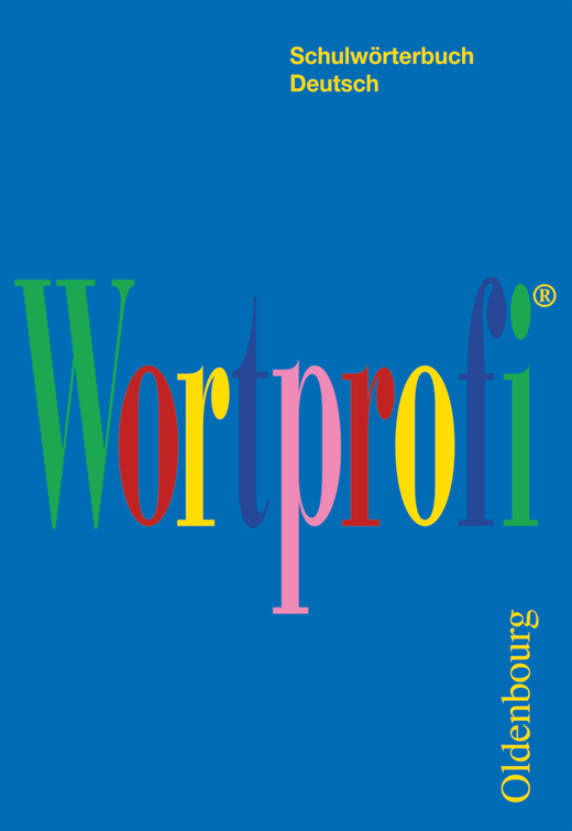 Wortprofi® - Wörterbuch (Taschenbuchausgabe)