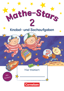 Mathe-Stars - Übungsheft - 2. Schuljahr