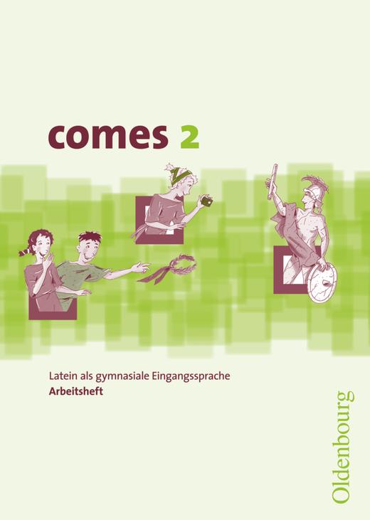 Comes - Arbeitsheft - Band 2