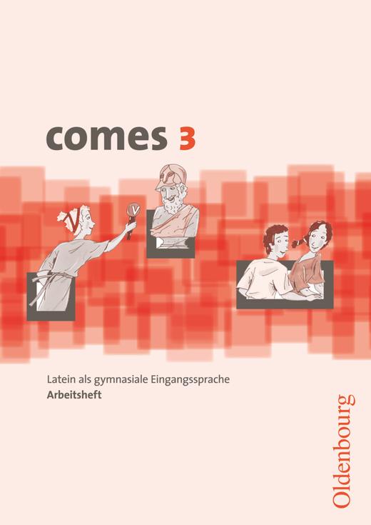 Comes - Arbeitsheft - Band 3