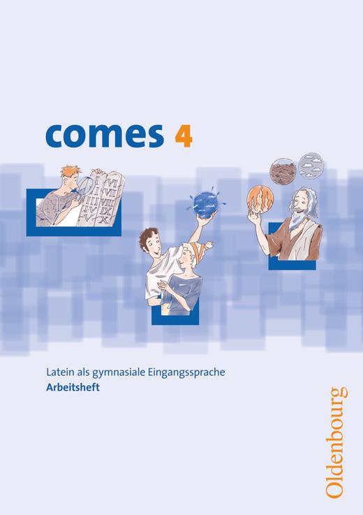 Comes - Arbeitsheft - Band 4