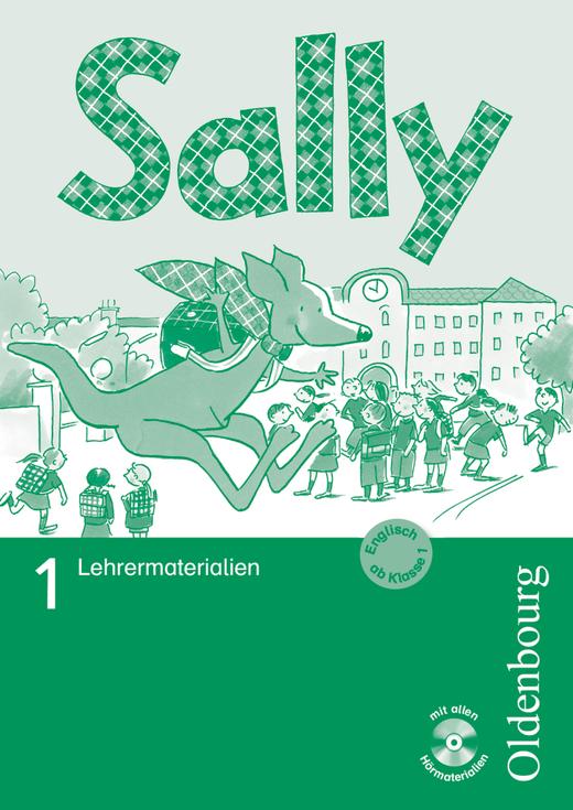 Sally - Lehrermaterialien mit CDs - 1. Schuljahr