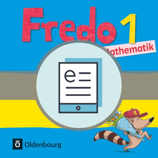 Fredo - Mathematik - Schülerbuch als E-Book - 1. Jahrgangsstufe