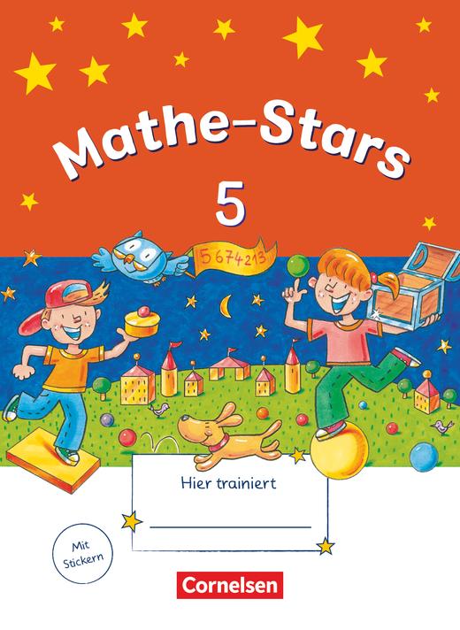 Mathe-Stars - Übungsheft - 5. Schuljahr