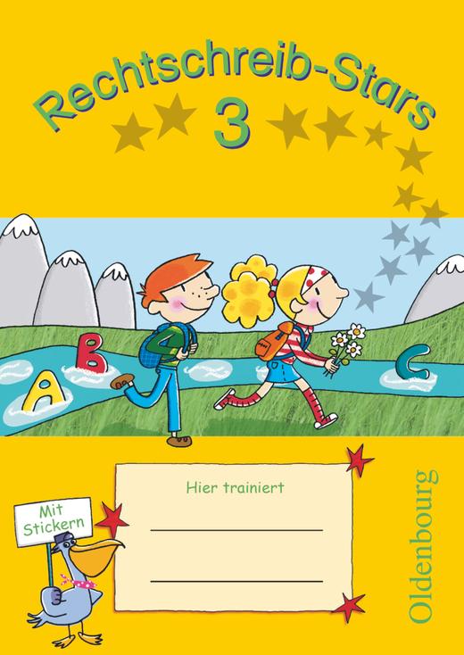 Rechtschreib-Stars - Übungsheft - 3. Schuljahr
