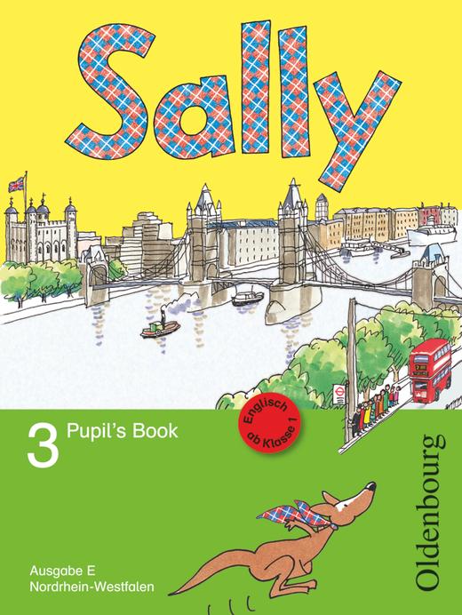 Sally - Pupil's Book - 3. Schuljahr