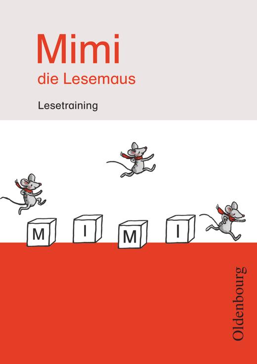 Mimi, die Lesemaus - Lesetraining (Kopiervorlagen)