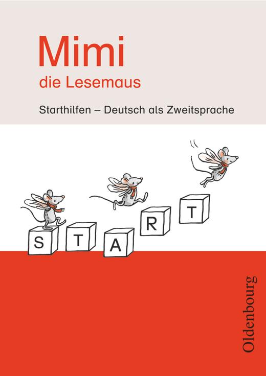 Mimi, die Lesemaus - Starthilfen - Deutsch als Zweitsprache - Kopiervorlagen