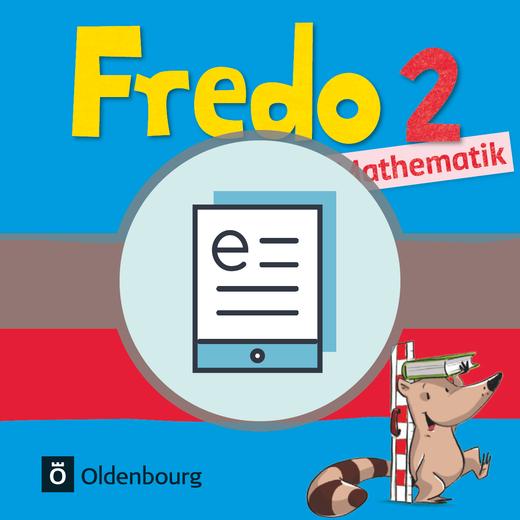 Fredo - Mathematik - Schülerbuch als E-Book - 2. Jahrgangsstufe