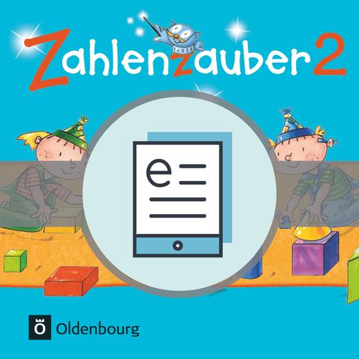 Zahlenzauber - Schülerbuch als E-Book - 2. Jahrgangsstufe