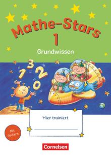 Mathe-Stars - Übungsheft - 1. Schuljahr