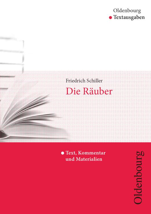 Oldenbourg Textausgaben - Die Räuber
