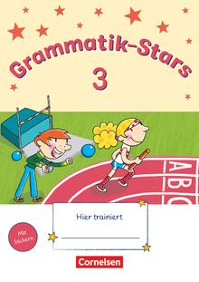 Grammatik-Stars - Übungsheft - 3. Schuljahr
