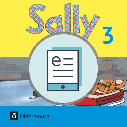 Sally - Pupil's Book als E-Book - 3. Jahrgangsstufe
