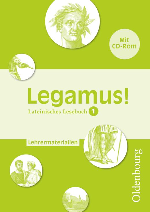 Legamus! - Lehrermaterialien mit CD-ROM - 9. Jahrgangsstufe