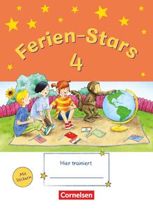 Ferien-Stars - Übungsheft - 4. Schuljahr