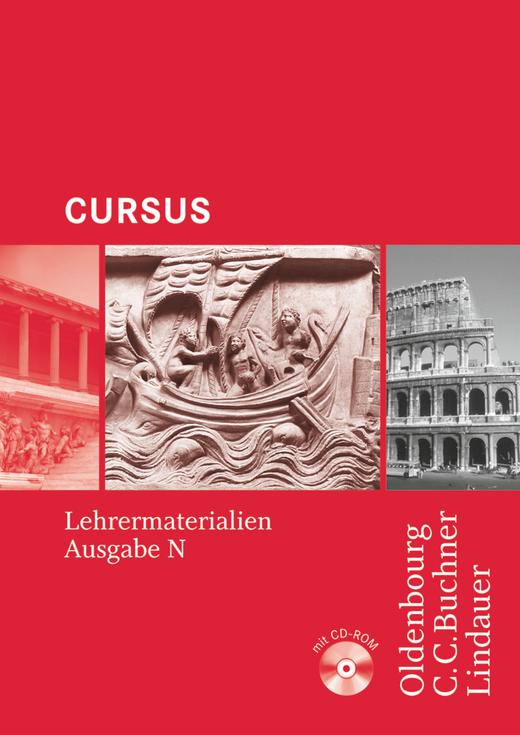 Cursus - Lehrermaterialien mit CD-ROM