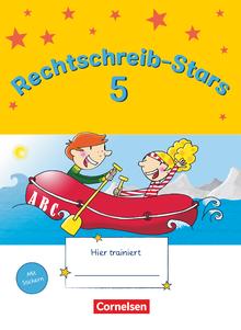 Rechtschreib-Stars - Übungsheft - 5. Schuljahr