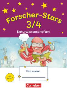 Forscher-Stars - Naturwissenschaften - Übungsheft - 3./4. Schuljahr